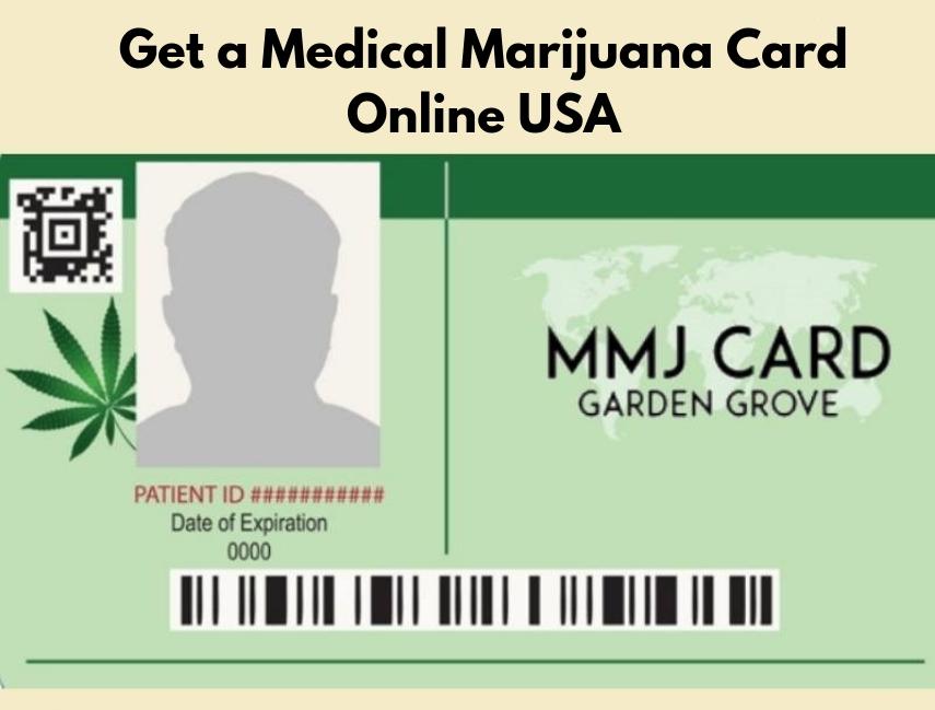 MMJ Card Online USA