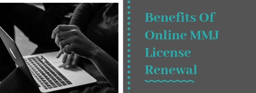 online MMJ license renewal