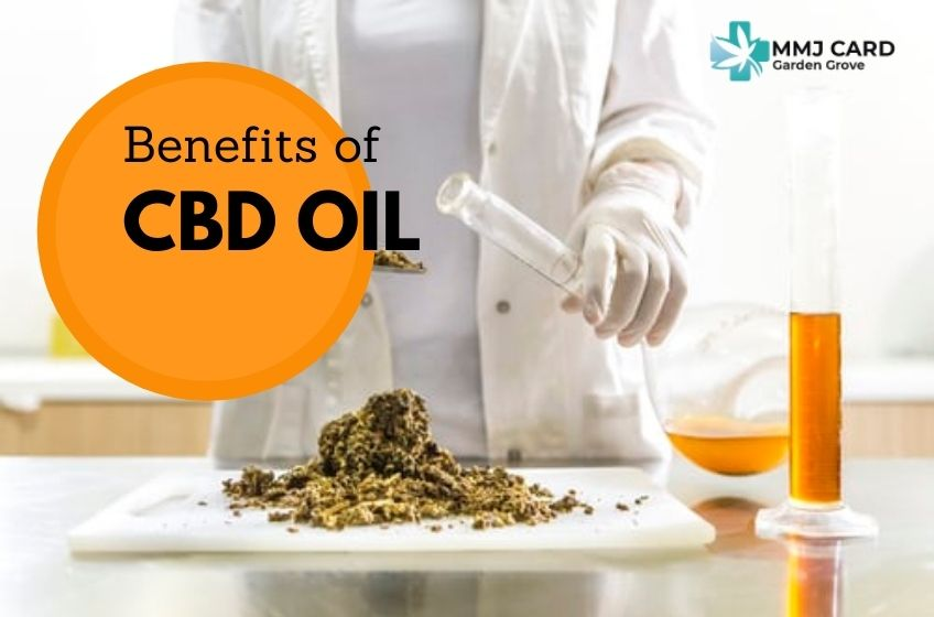 Learn About The Top Health Benefits of CBD Oil