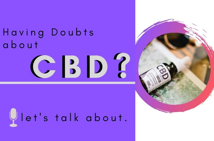 Most Common Misconceptions and Potential Side Effects of CBD