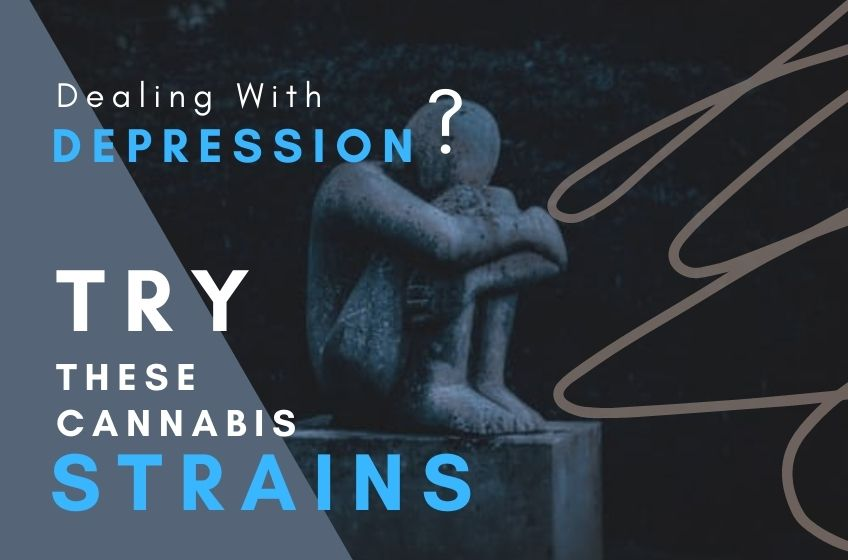 Top 5 Cannabis Strains For Fighting Depression